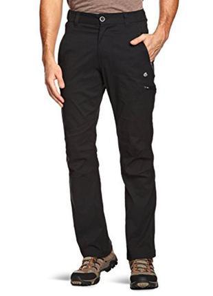 b2827e220a67 Трекинговые штаны craghoppers для туризма водооталкивающие, цена ...