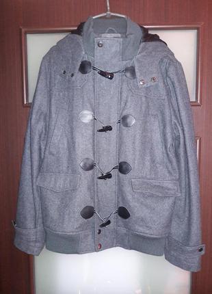 Куртка мужская шерстяная burton