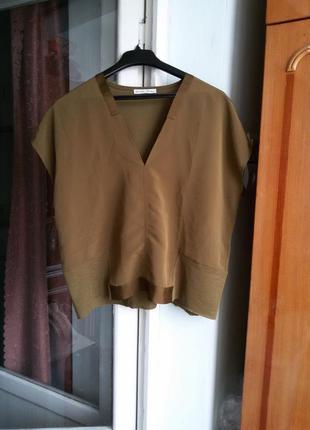 Блуза / топ  / футболка zara