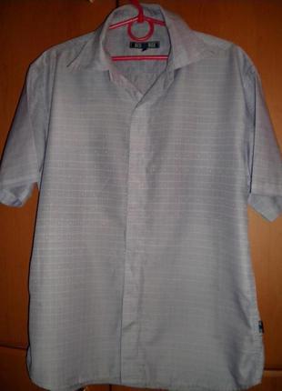 Сиреневая рубашка red box, xl (48-50)