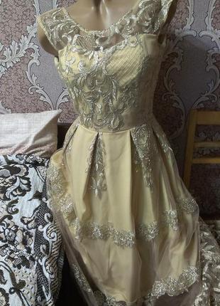 Выпускное,вечернее платье