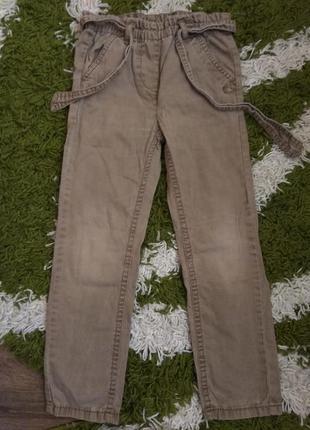 Штаны  для девочки, брюки, джинсы.