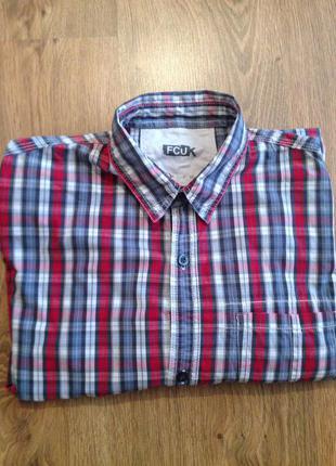 Рубашка fcuk (s)