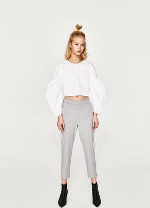 Трендовые брюки от zara