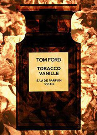Tom Ford Tobacco Vanille 100ml Tester Eau De Parfum Tom Ford цена