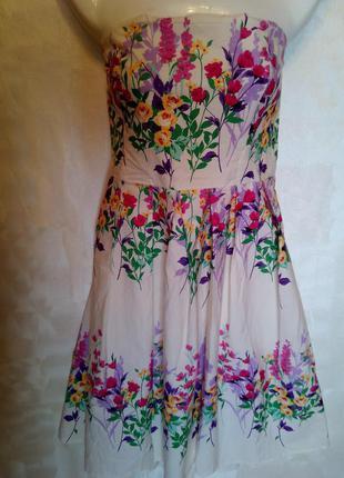 Летний сарафан платье  new look.