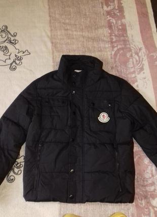 Демисезонная куртка moncler
