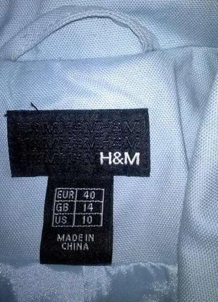 Плащ h&m новый отличный материал