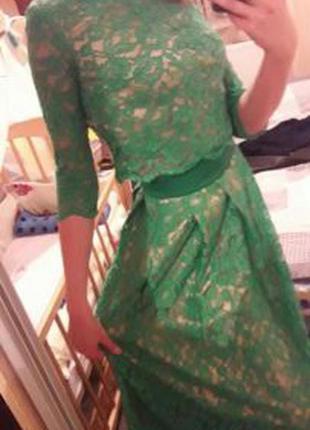 Прекрасное платье андре тан