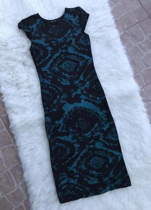 Сексуальное обтягивающее платье из вискозы
