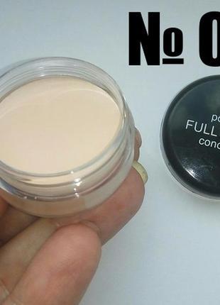 Акция ❤ консилер корректор 01 светлый беж для макияжа popfeel