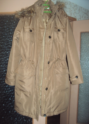 Новая куртка - парка esmara 44 р.