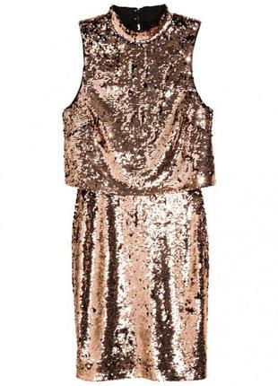 Платье h&m. размер 36(s)