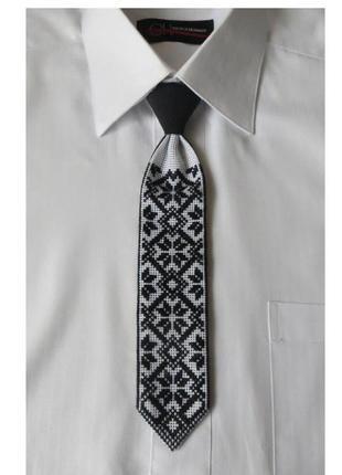 Детский галстук.ручная работа.