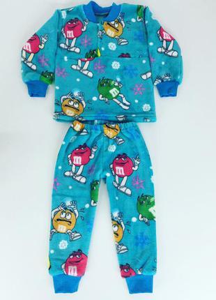 """Детская пижама """"m&m's"""""""