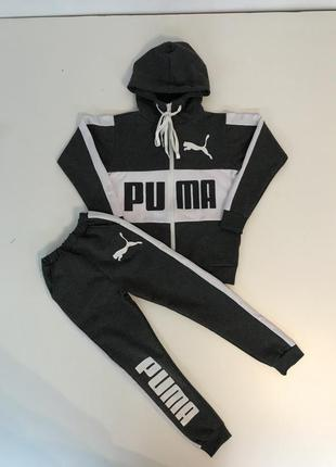 Спортивный костюм «puma» (начес)