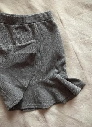 Короткая юбка new yorker