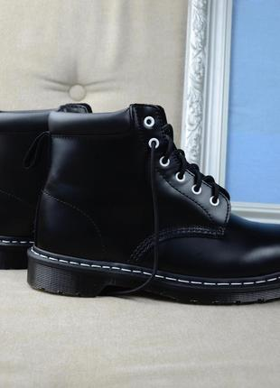 Dr martens 939 smooth black оригинал 45 и 47 размеры