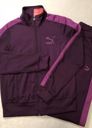Спортивная черная стрейчевая рубашка puma оригинал длинный рукав ... fb4e478d459