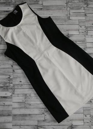 Платье с вставкой из кожзама  divided   h&m