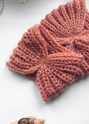 Бантики -повязки для мамы и дочки