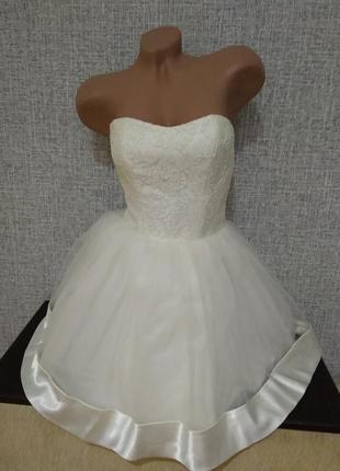 Вечернее / свадебное платье