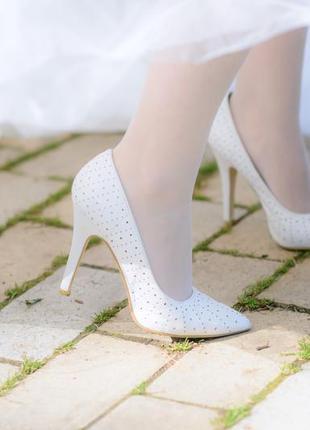 Туфли new look свадебные