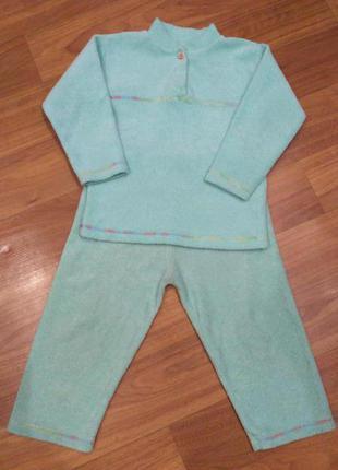 Махровая пижамка