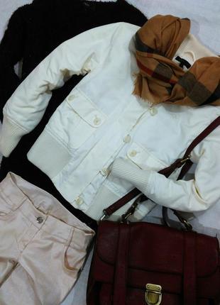 Короткая куртка от tommy hilfiger, xs
