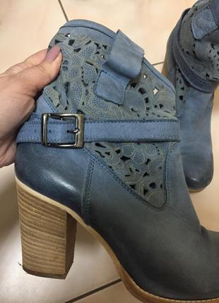 Сапоги ботинки vera gomma