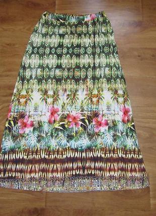Новая юбка etam вискоза