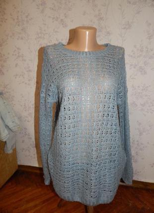 Atmosphere свитер вязаный стильный модный р 10