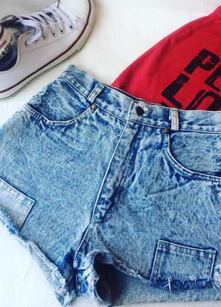 Джинсовые шорты для самых модных 💎