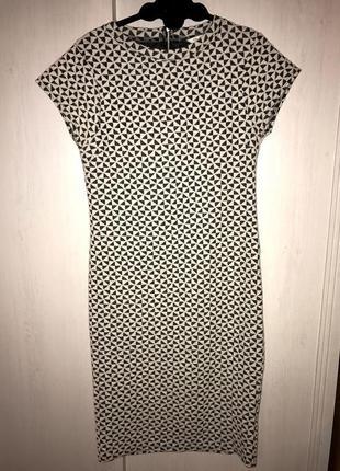 Обтягивающее платье miss selfridge