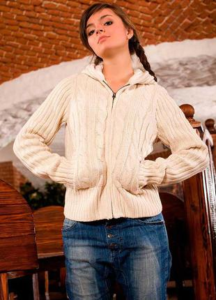 Кофта свитшот свитер кенгуру на молнии gap