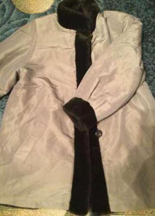 Шуба и плащ пальто куртка j. percy marvin richards