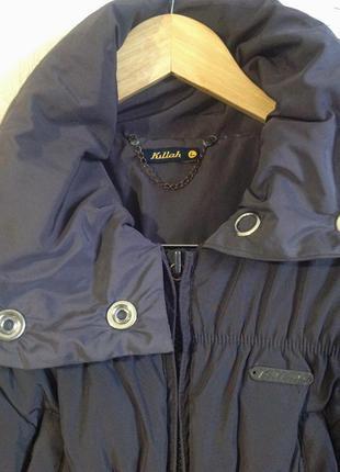 Пальто killah весеннее синтепон осенее зимнее женское оригинал размер m