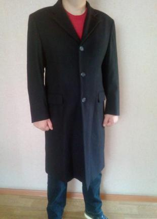 Классическое пальто tomas nash