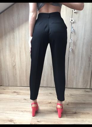 Стильные штанишки h&m, 34, xs-s