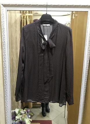 Блуза из вискозы⚜️mango