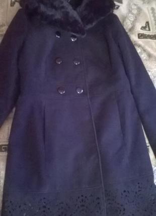 Пальто, деми, красивое