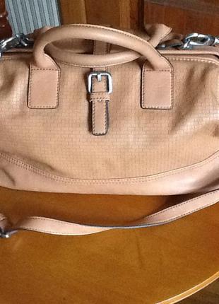 Новая сумка саквояж esprit