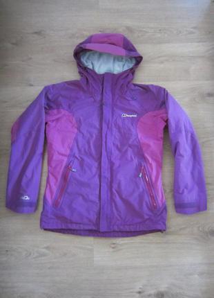 Куртка berghaus aq2 оригинал р.10  (xs-s)