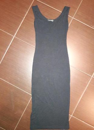 Платье миди чулок missguided