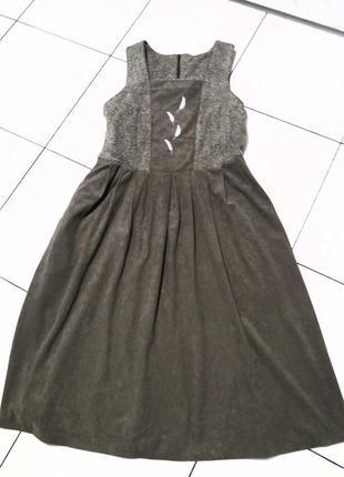 Красивенное платье-сарафан
