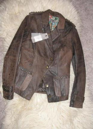Куртка нат. кожа guarapo (италия)