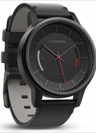 Garmin vivomove classic. смарт часы с трекером активности.