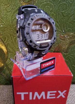 Мужские противоударные часы timex tw4b00600