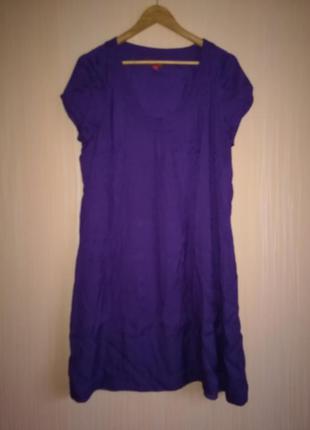 Платье миди 52 размера