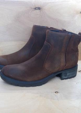 Ботинки сапожки челси timberland ( 37 размер )